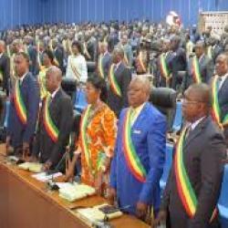 Congo : la nouvelle Assemblée nationale entre en fonction