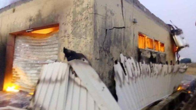 Nigeria : un incendie détruit du matériel électoral à quatre jours de l'élection présidentielle