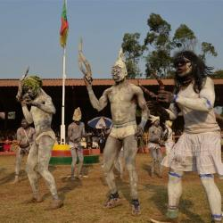 La fête des Balengs au Cameroun