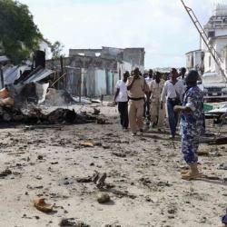Arrivée de 144 policiers nigérians en Somalie pour renforcer la sécurité du pays