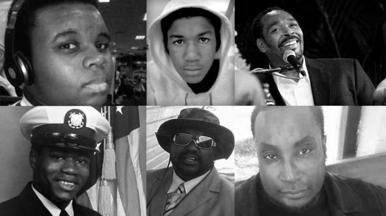 Etats-Unis : ces Noirs américains qui sont devenus des symboles des violences policières