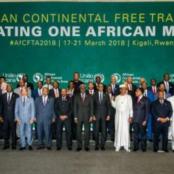 Quarante-neuf Etats membres de l'UA ont signé l'accord sur la zone de libre-échange continentale africaine