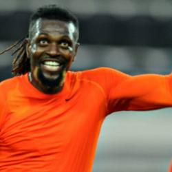 Football:l'international togolais Sheyi Emmanuel Adebayor quitte définitivement la sélection nationale
