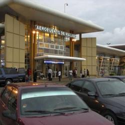 Aeroport de Malabo(Guinée Equatoriale)