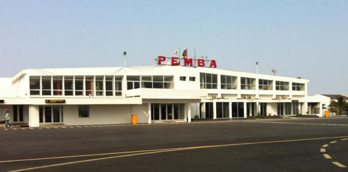 Aeroport mozambique