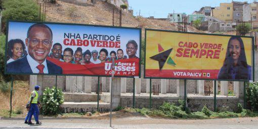 Affiches campagne l gislatives 2016 cap vert 0