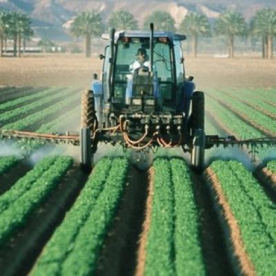 Agriculture tracteur ferme 1