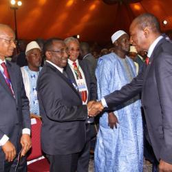Guinée : le groupe des ambassadeurs international s'engage à oeuvrer pour la résolution de la crise politique