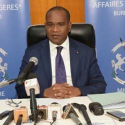 Le Burkina Faso appelle au soutien de la communauté internationale dans la lutte antiterroriste du G5 Sahel