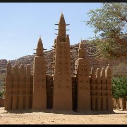 Architecture Dogon(Mali)