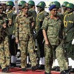 Le président soudanais s'engage à développer les capacités combattantes du pays à des fins de défense