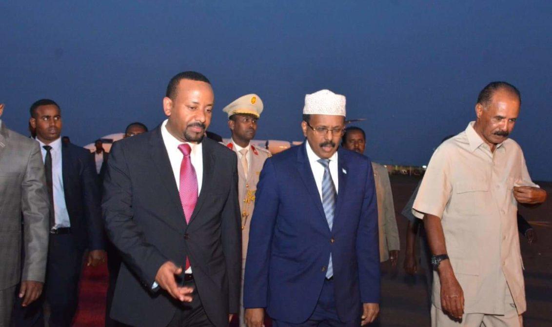 L'Ethiopie, l'Erythrée et la Somalie s'engagent à travailler à l'intégration et à la paix régionales