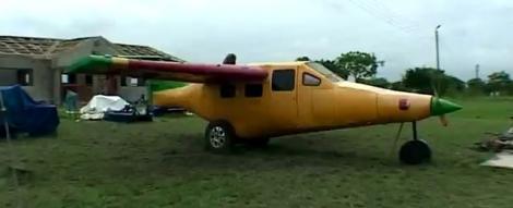 Avion afro