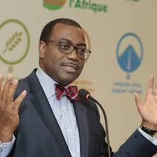 La Banque africaine de développement apporte son soutien aux investissements en Afrique, selon son président