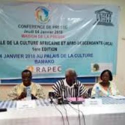 Mali : tenue prochaine de la première édition de la Journée mondiale de la Culture africaine et afro-descendante à Bamako