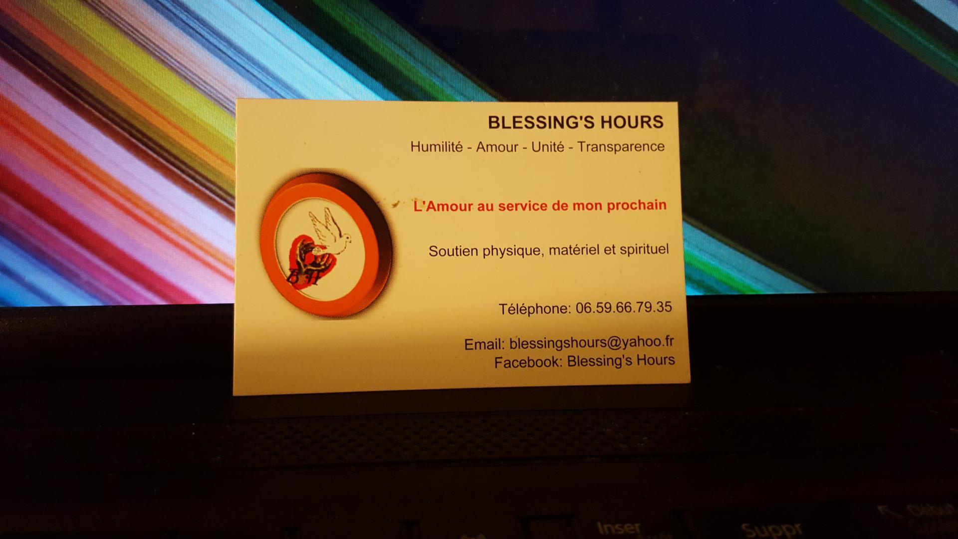 Blessing s