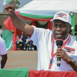 Burundi : le président Ndayishimiye rend un