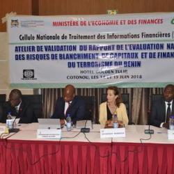 Le Bénin se dote d'un organe pour renforcer son arsenal juridique contre le blanchiment et le financement du terrorisme