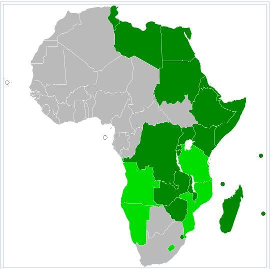 Le COMESA développe un cadre de résilience aux changements climatiques