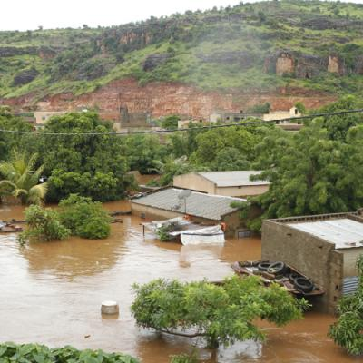 Complet inondation