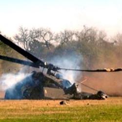 Cameroun : un mort et six blessés dans l'accident d'un hélicoptère militaire en zone anglophone