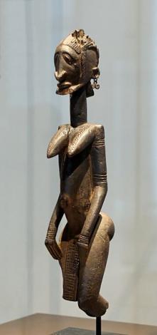 Dogon sculpture louvre 70 1999 9 2