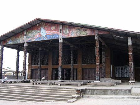 Eglise St Michel Nkembo Libreville(Gabon)