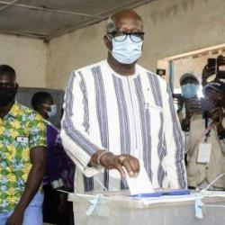 Burkina Faso/élections : un taux de participation provisoire entre 38% et 40% (CEDEAO)