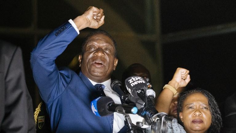 Zimbabwe : le président Mnangagwa cherche à consolider les relations avec les pays d'Europe de l'Est