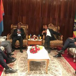 L'ONU salue la visite historique d'une délégation érythréenne en Ethiopie