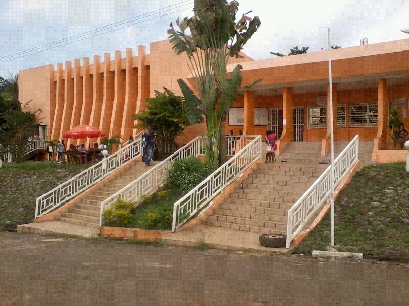 Faculté de lettres de l'UOB(Libreville Gabon)