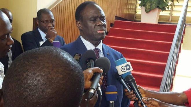 Burundi/dialogue politique : L'Envoyé spécial du secrétaire général de l'ONU exprime son optimisme