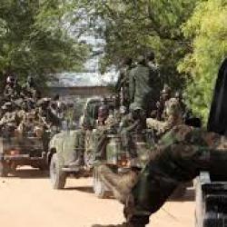L'Ouganda retire ses troupes en République centrafricaine