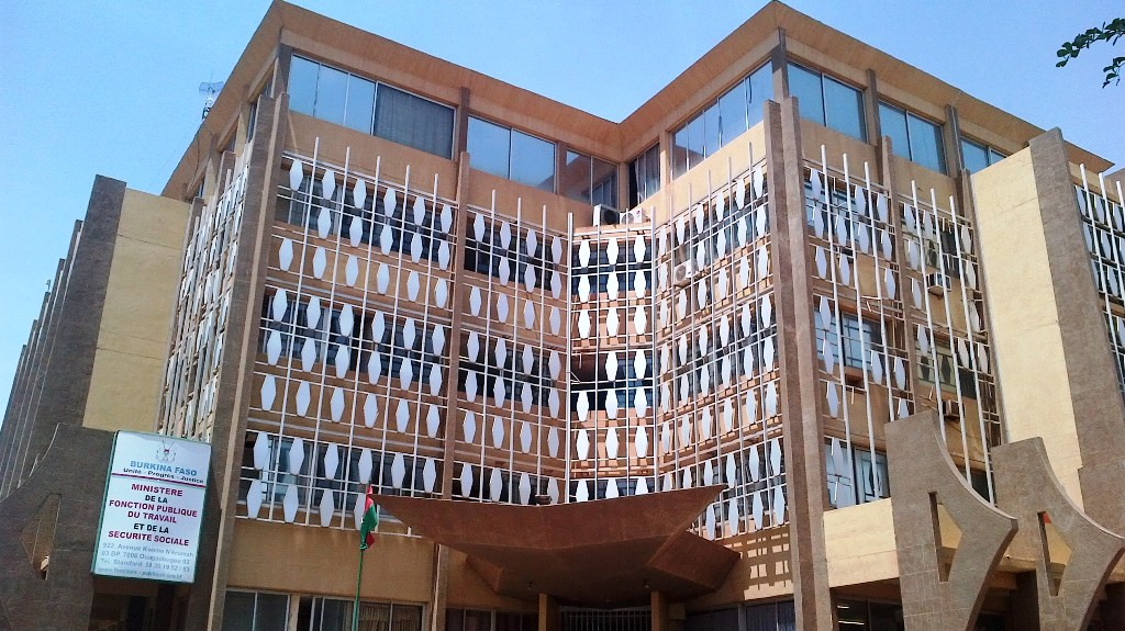 Le Burkina Faso compte plus de 170.000 agents de la fonction publique