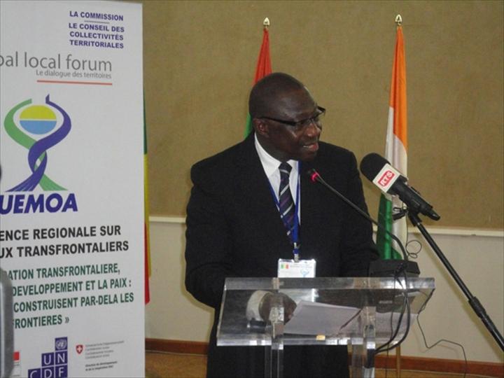 UEMOA : Les zones frontalières peuvent être un véritable pôle de développement