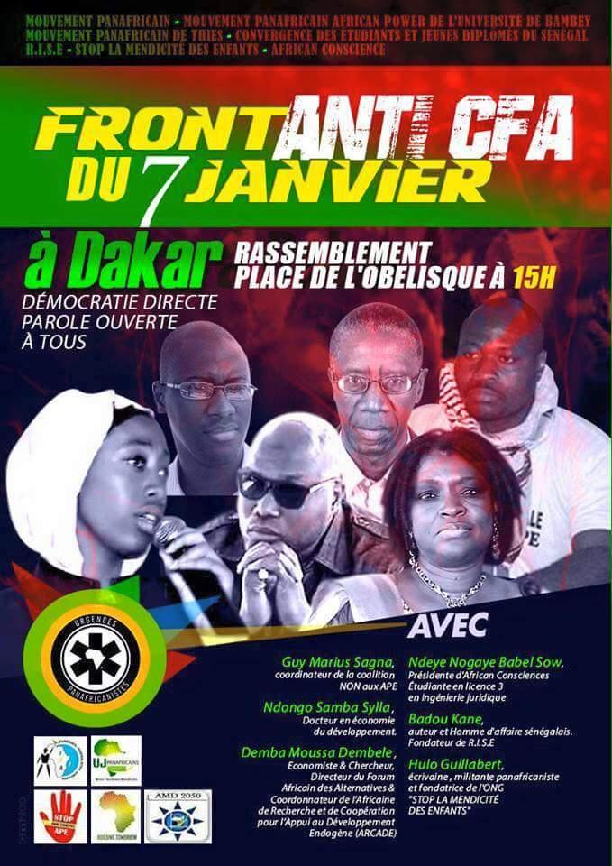 Reçu à Dakar