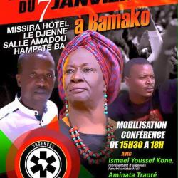 Bamako accepte le front
