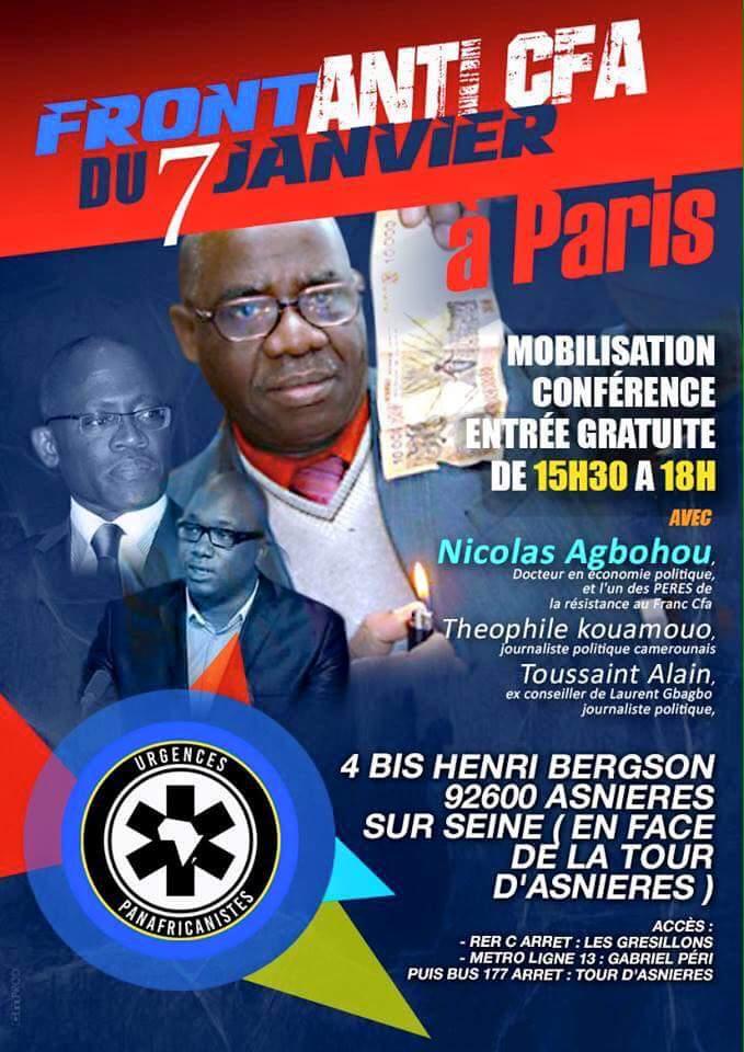 Paris : la diaspora africaine au rendez-vous