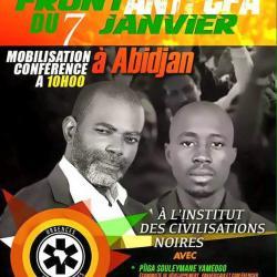 Abidjan répond également à l'appel