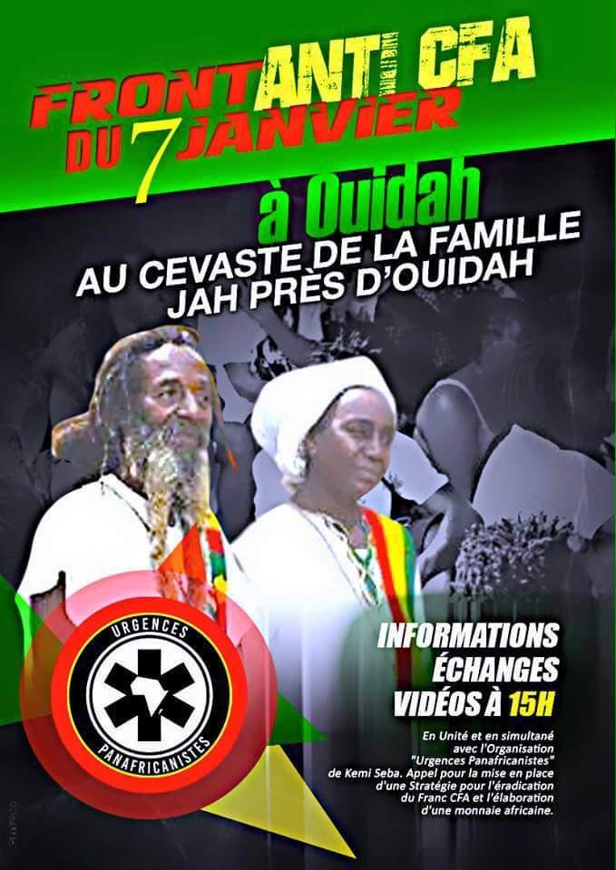 Ouidah dit oui au Front
