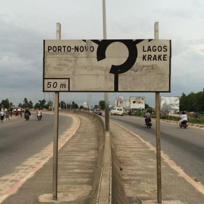 Frontiere nigeria benin