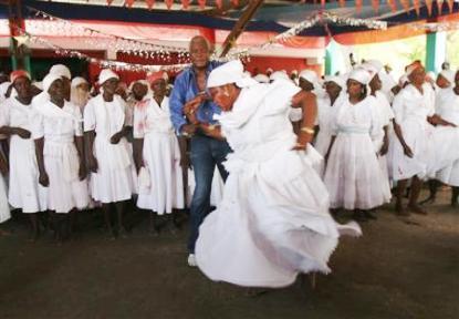 Haiti vodou culte