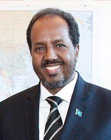 Hassan sheikh mohamud 2013