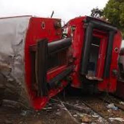 Cameroun : la responsabilité de Camrail reconnue dans la catastrophe ferroviaire d'Eséka