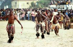 Le mariage chez le peuple Néyo