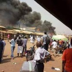 Centrafrique : calme précaire au Kilomètre 5 après un accrochage entre casques bleus et groupe d'autodéfense