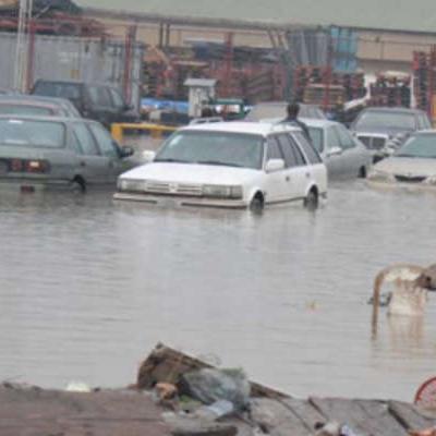 Inondation nigeria