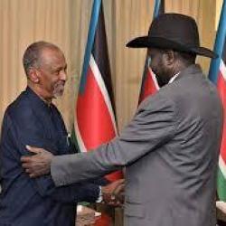 L'envoyé de l'IGAD appelle les troupes sud-soudanaises à devenir une armée nationale unifiée