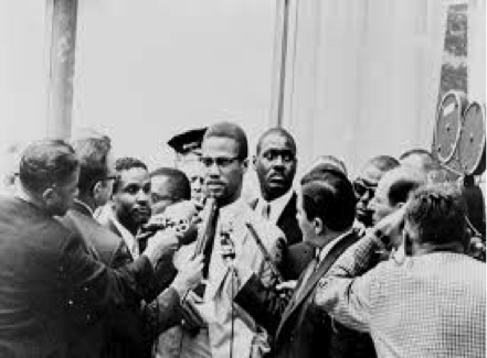 Itw malcomx