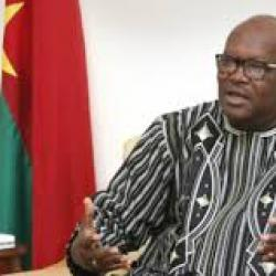Le président burkinabè appelle ses concitoyens à la construction du pays